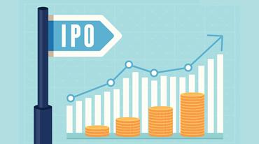 grafico mostra crescimento IPO